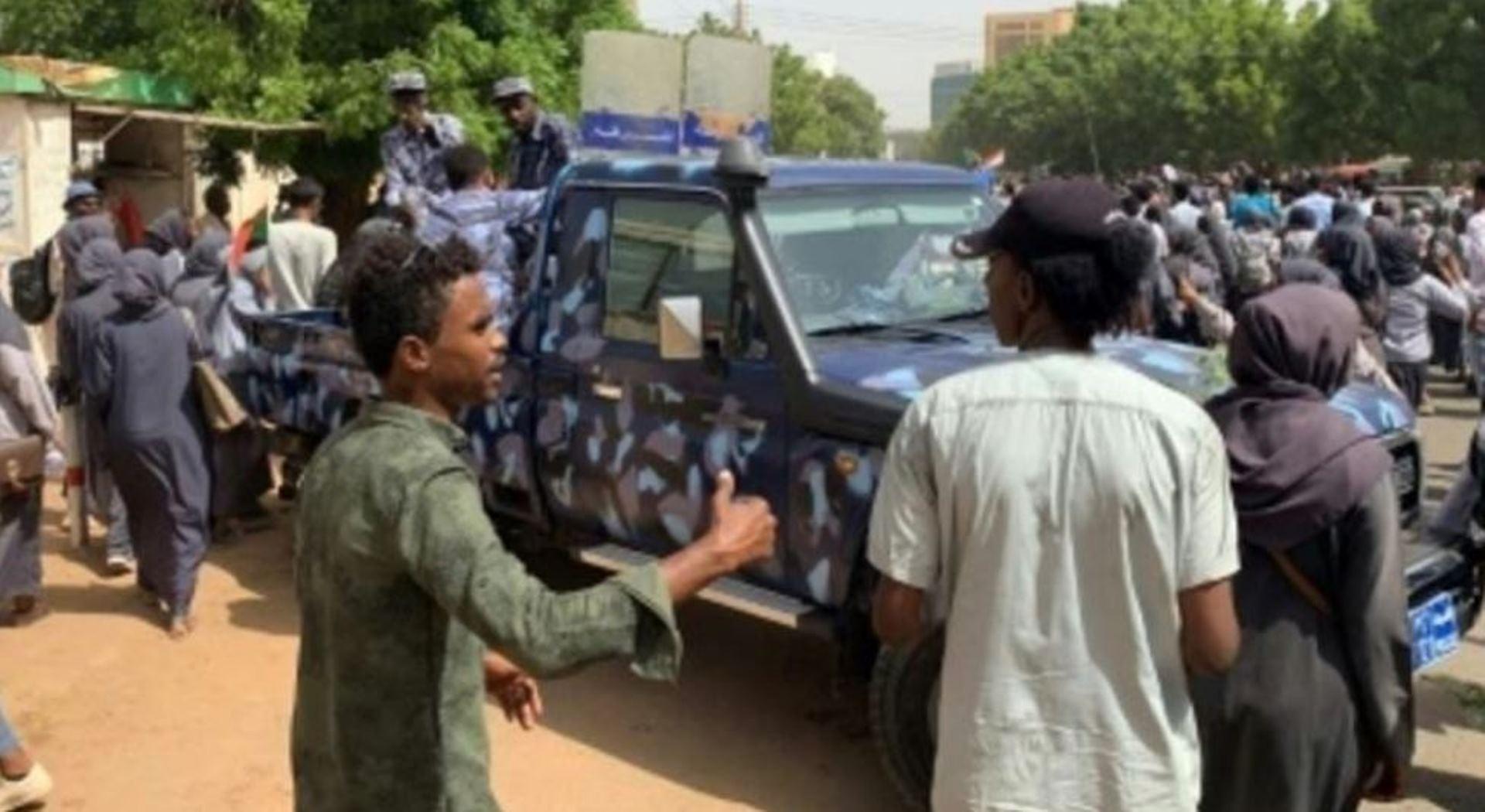 Soudan : Arrestation du chef du principal syndicat de journalistes