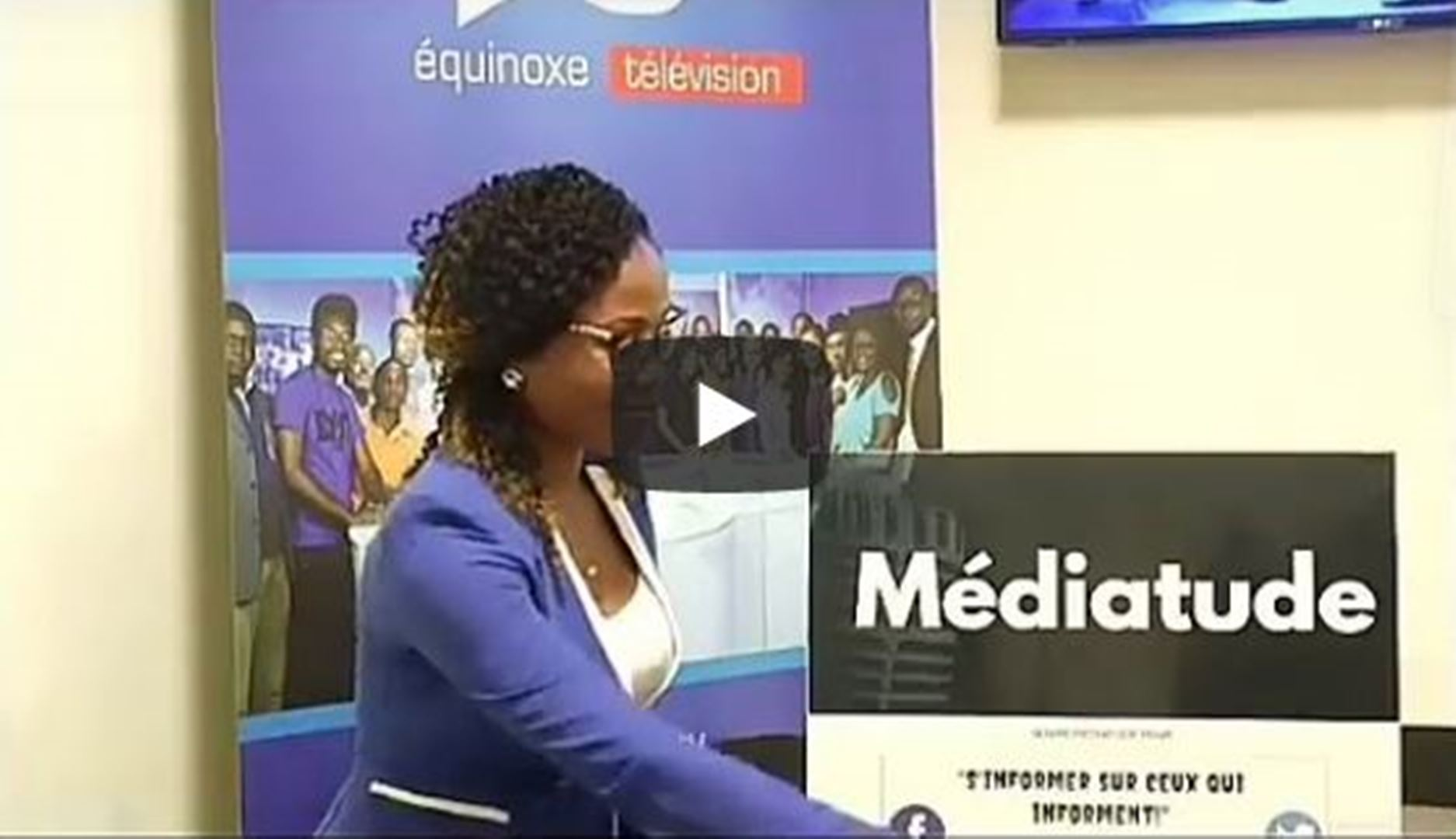 L'Interview de Médiatude : Gladys Sidje est-elle en couple avec l'animateur Fidjil ?