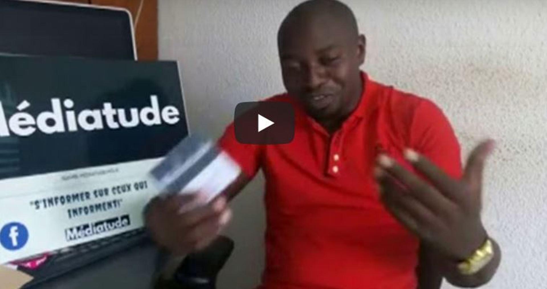 L'interview de Médiatude : Michael Tchipkio de Canal 2 serait-il prêt à rejoindre Vision 4 Tv ?