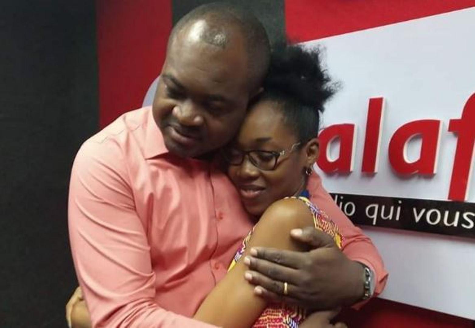 Tina Songue donne les raisons de son retour à Radio Balafon