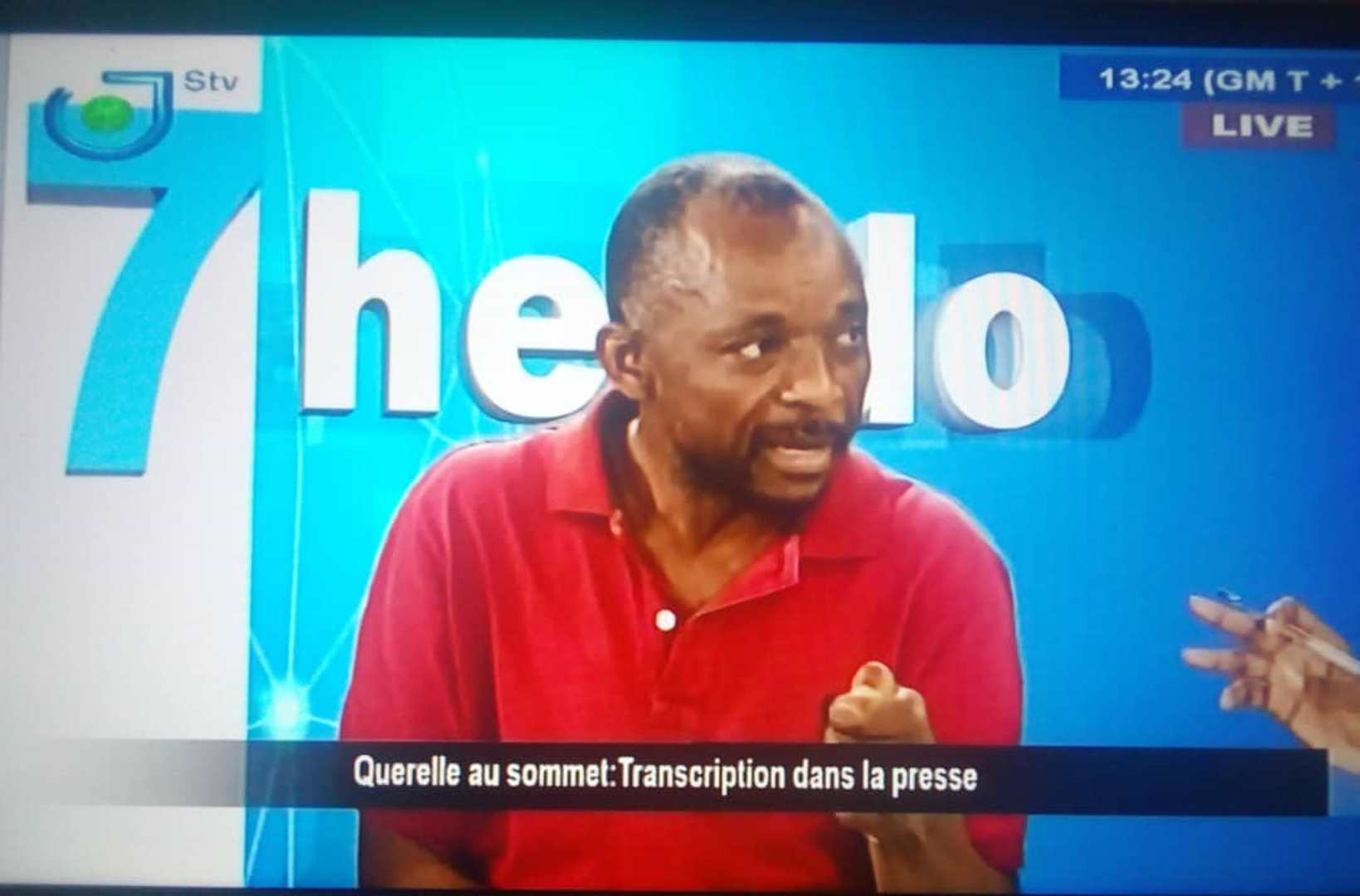 Dénis Nkwebo : « Les gens sont allés créer un syndicat parce que j'avais défendu un journaliste à STV »
