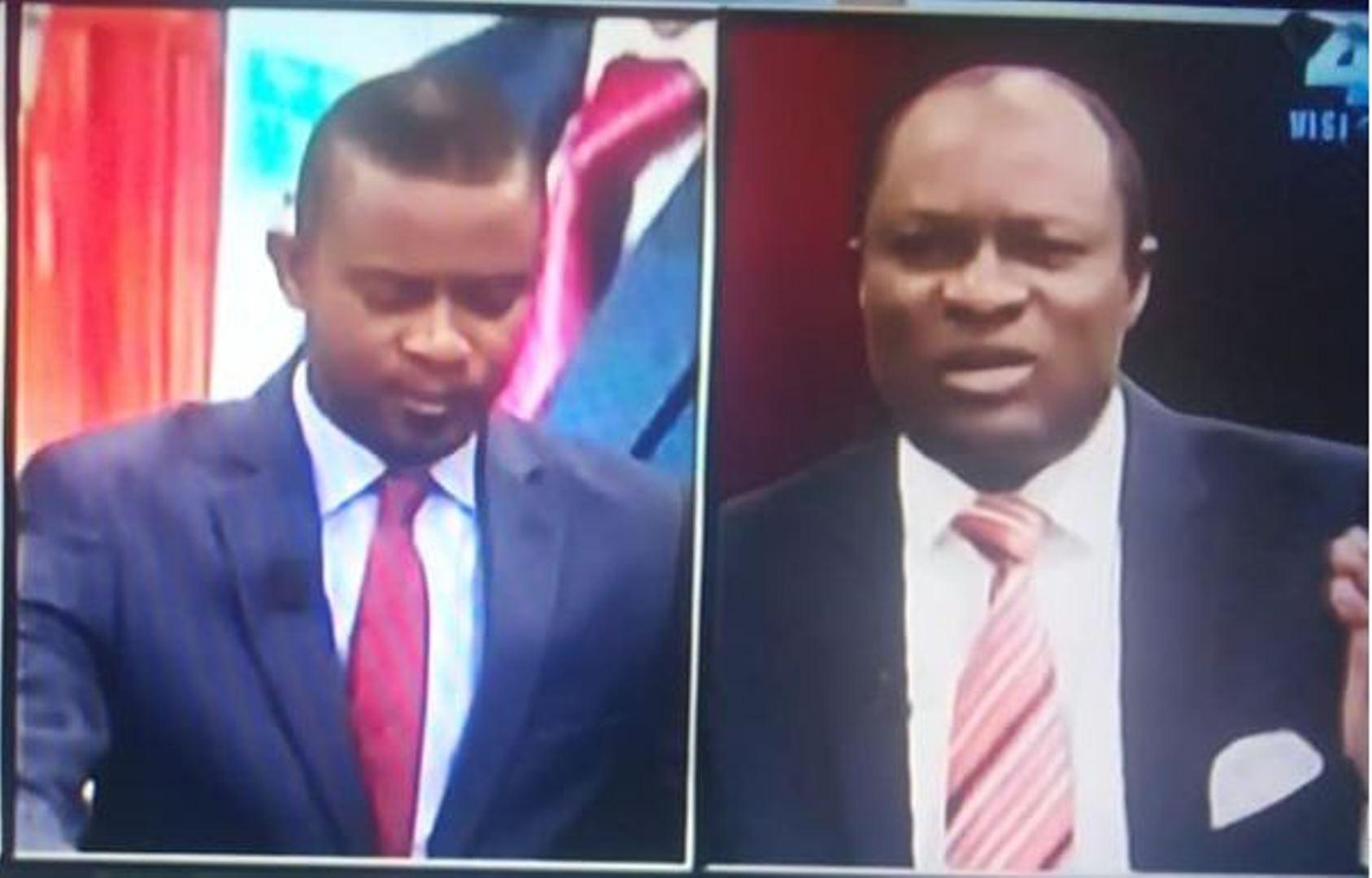 En difficulté, Ernest Obama reçoit le soutien de Charles Atangana Manda