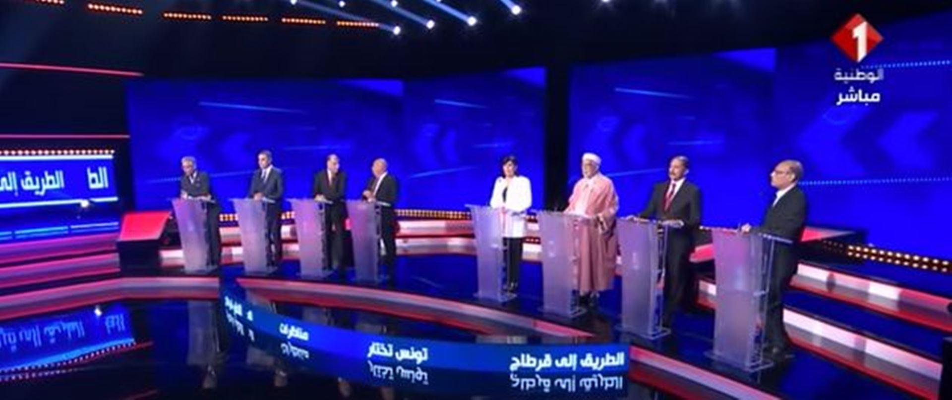 Tunisie : la télé nationale prête à organiser un débat en prison pour le 2nd tour de la Présidentielle