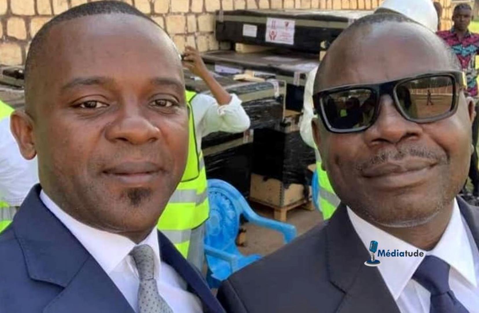 Officiel : Amougou Belinga rétablit Ernest Obama comme Directeur de Vision 4