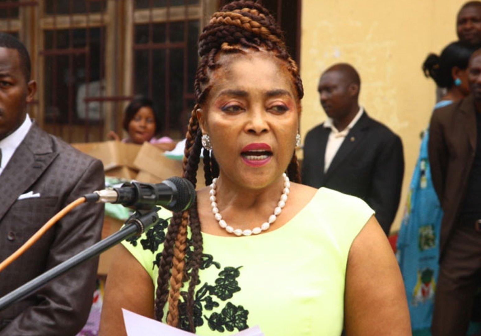 Le maire de Yaoundé 5, Marraine de la 1ere édition du « Programme Hautes Études de journalisme spécialisé »