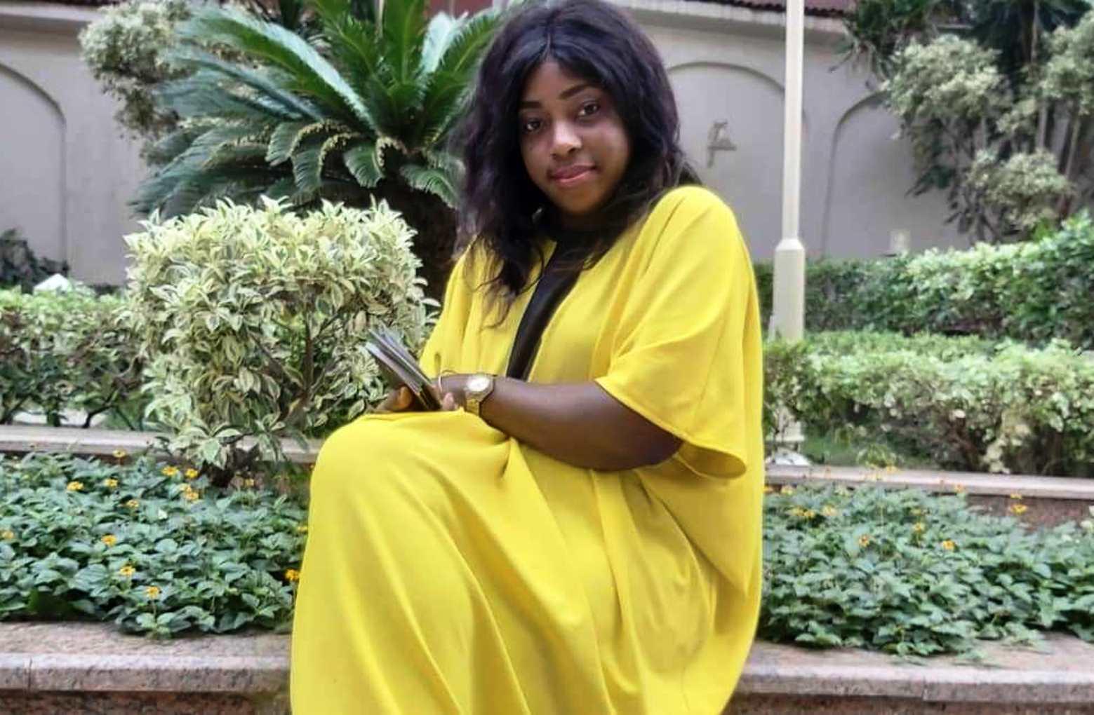 Samira Njoya, le visage derrière le journal « People237 »