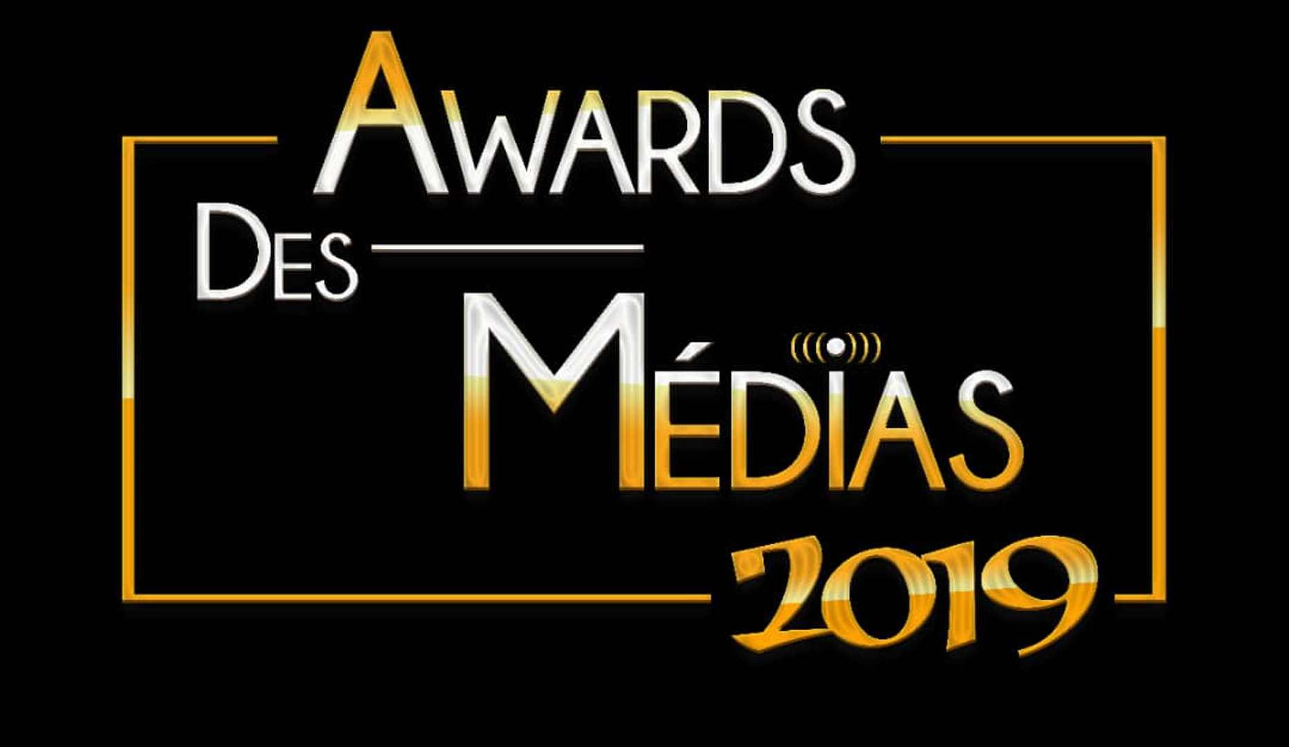 Palmarès Awards des médias 2019