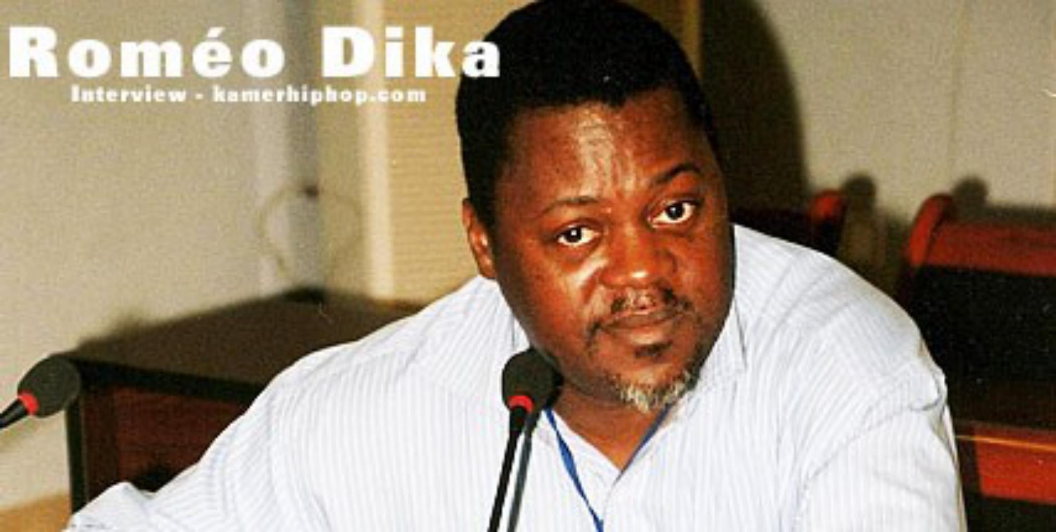 Romeo Dika démissionne du RDPC : « Monsieur le Président National… je fais cadeau à votre parti des 90 000 000 F qui me sont dus depuis 16 ans »