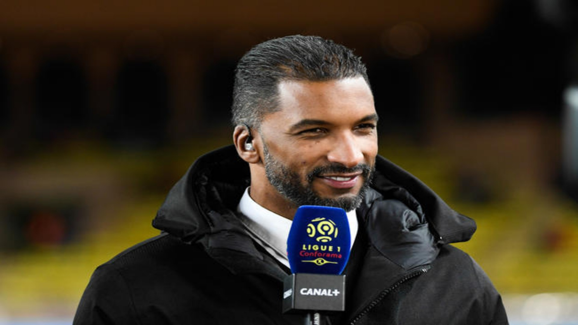 Habib Beye élu meilleur consultant sportif de l'année en France