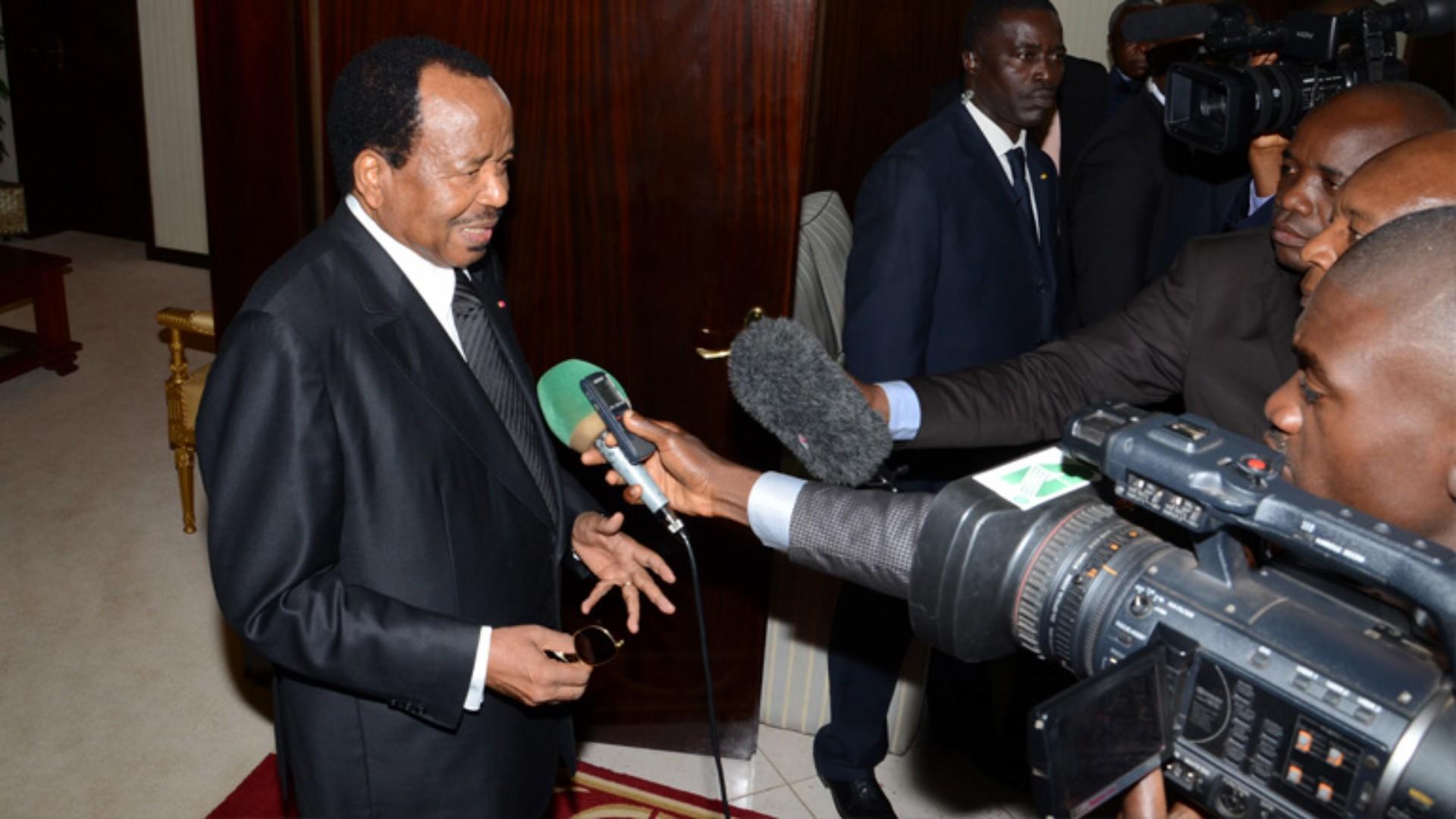 Des médias privés lancent un cri de détresse à Paul Biya