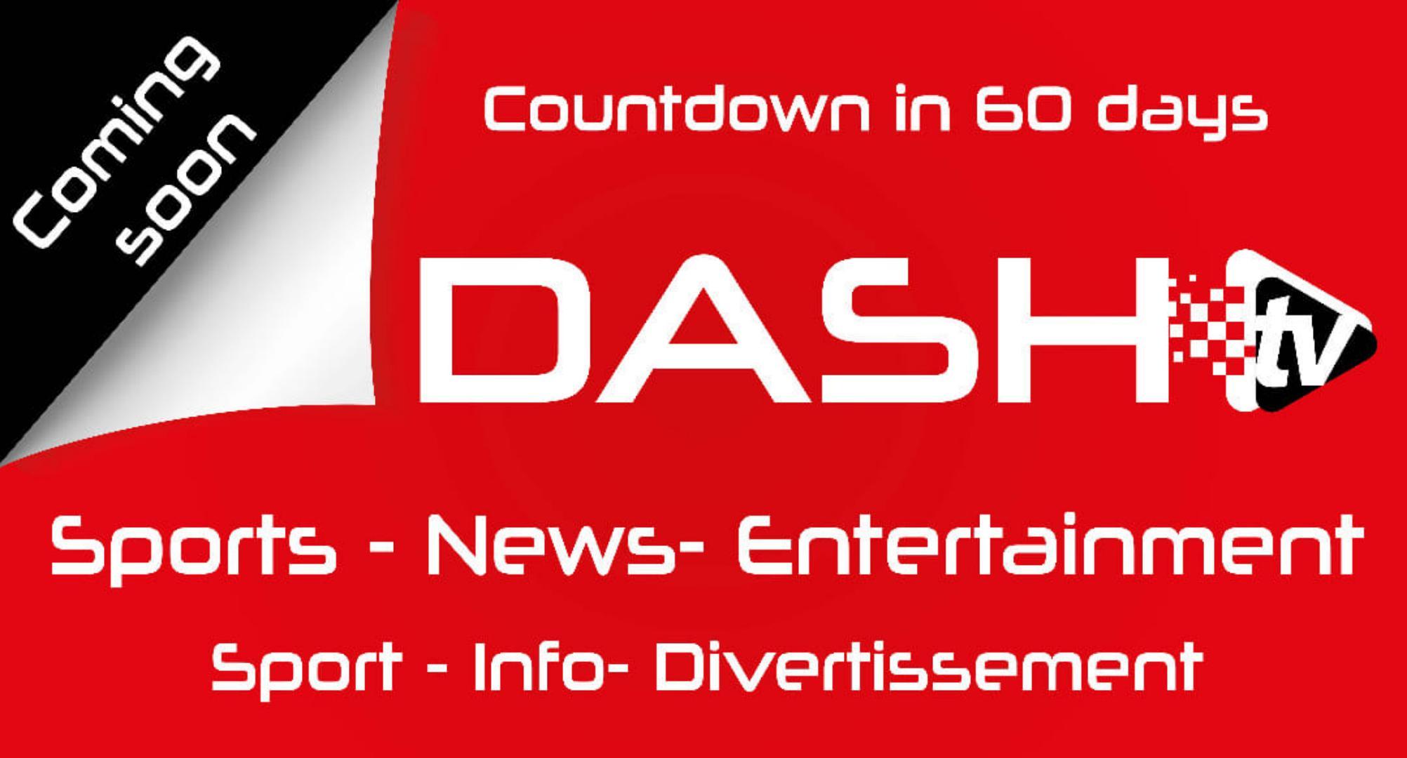 Dash Infos, Dash Sports et Dash TV font leur entrée dans le paysage audiovisuel camerounais