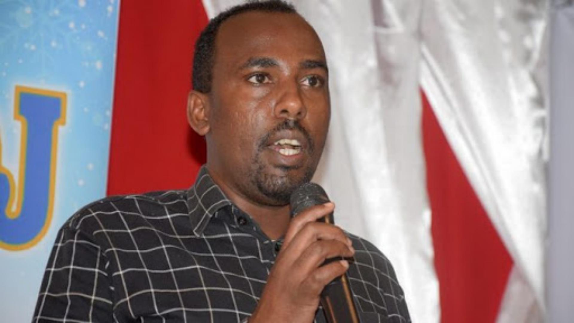 Somalie: le journaliste Mukhtar Mohamed Atosh de VOA libéré.