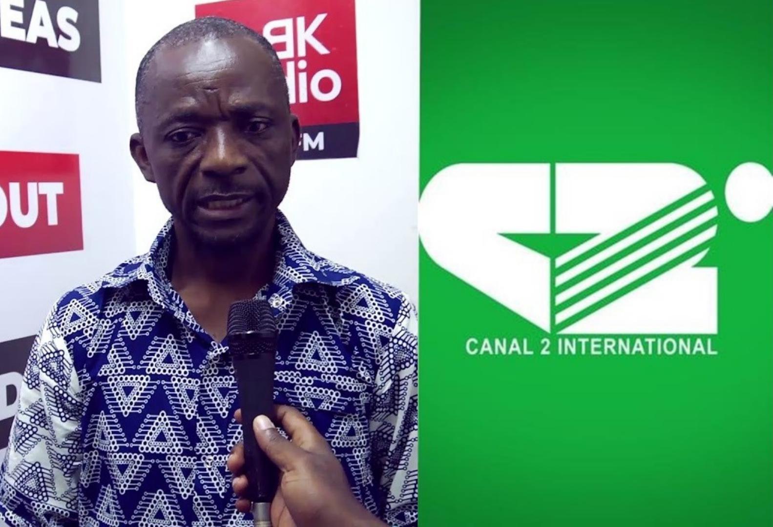 Le Syndicat National des Journalistes du Cameroun demande aux employés de Canal 2 de suspendre leurs activités