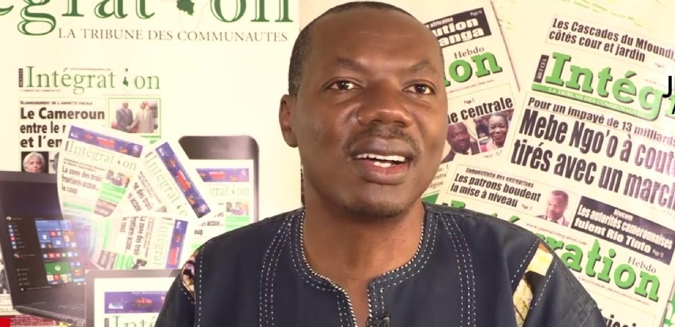 «L'appui institutionnel de l'Etat à la presse privée devrait être revue à la hausse» d'après Thierry Ndong