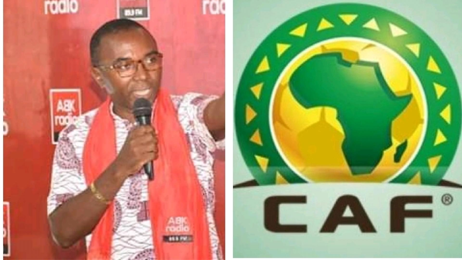 Alex Siewe annoncé comme nouveau directeur communication de la CAF