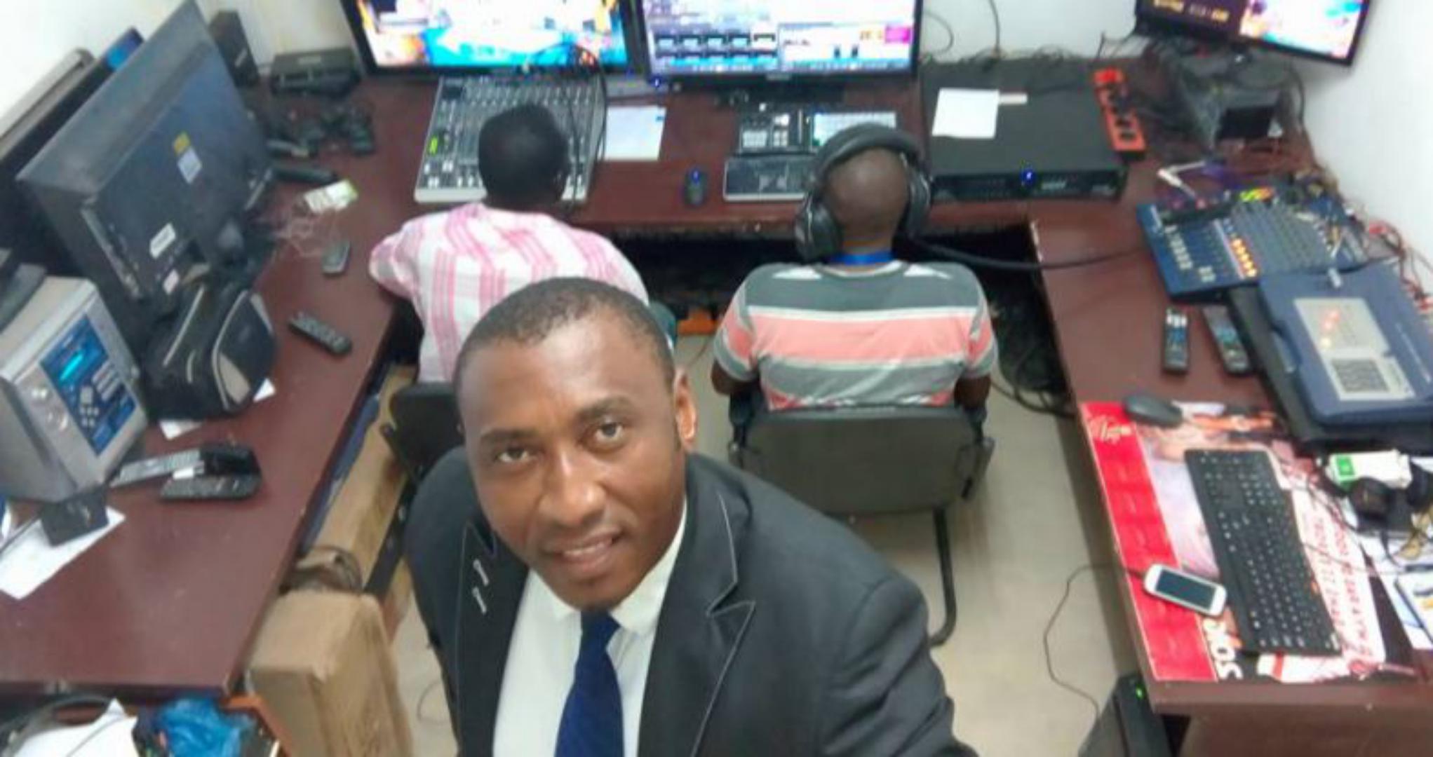 Pierre Laverdure Ombang rejoint le PURS comme responsable des relations avec les médias