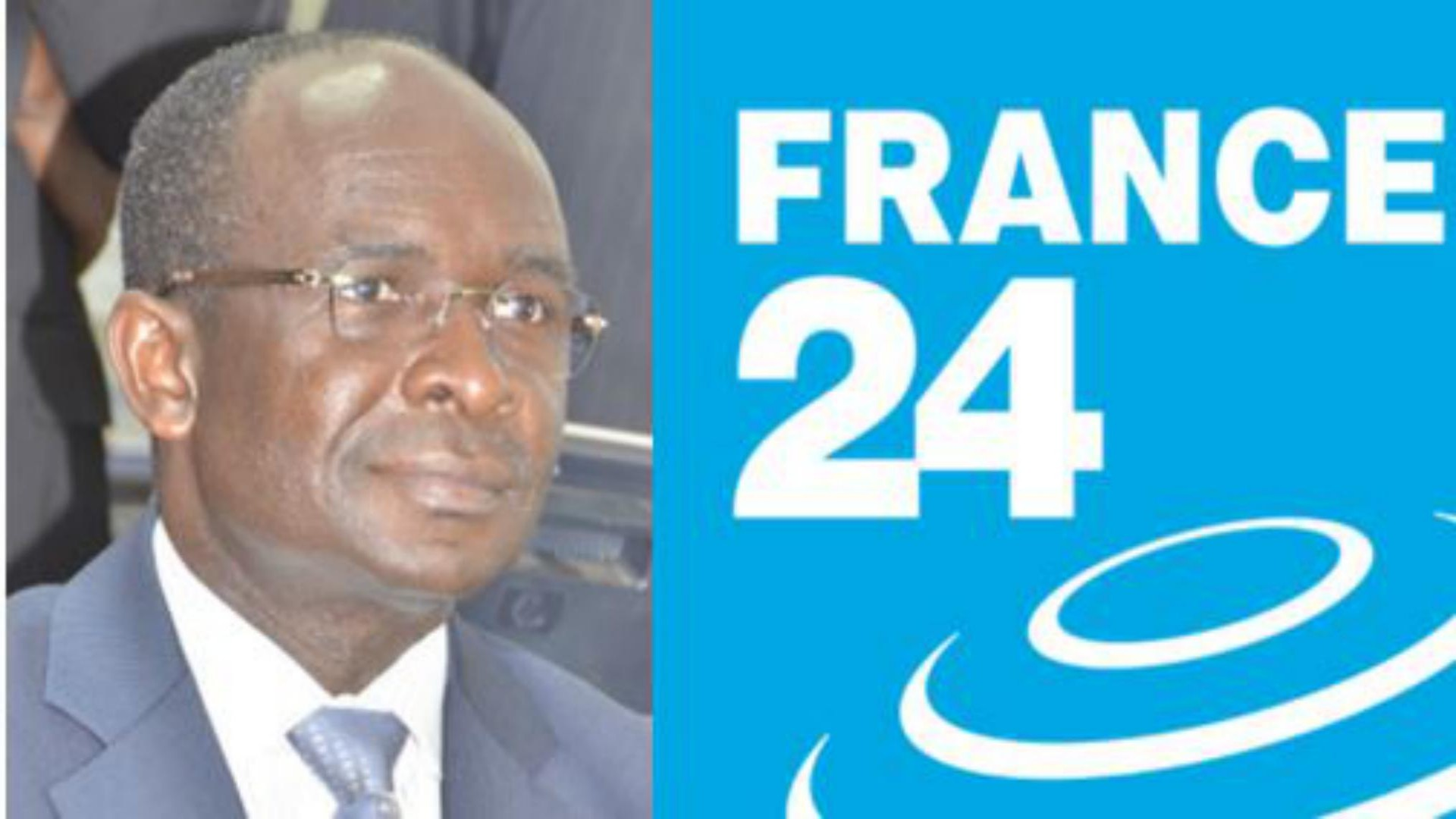 Patrice Amba Salla demande des comptes à France 24