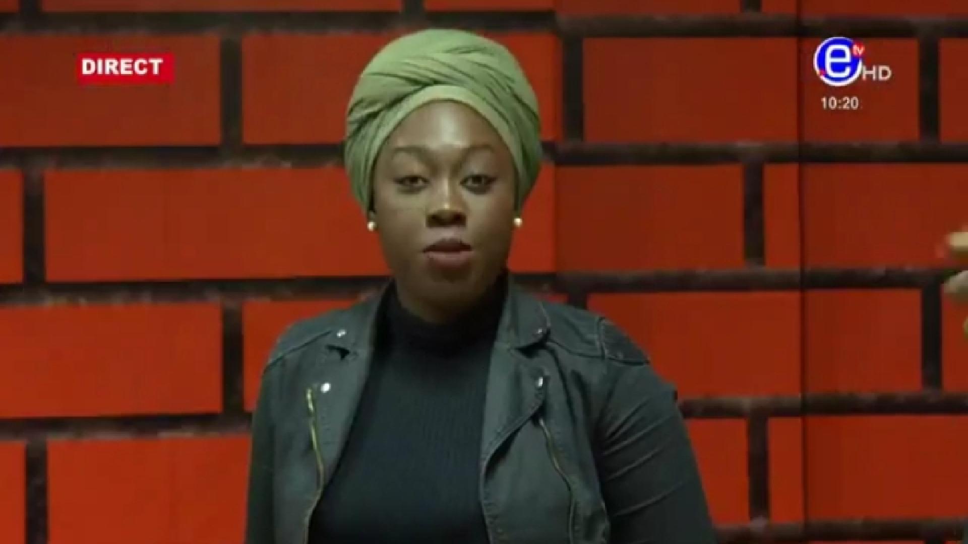 Dominique Audrey Onyengueleck présente ses excuses aux artistes