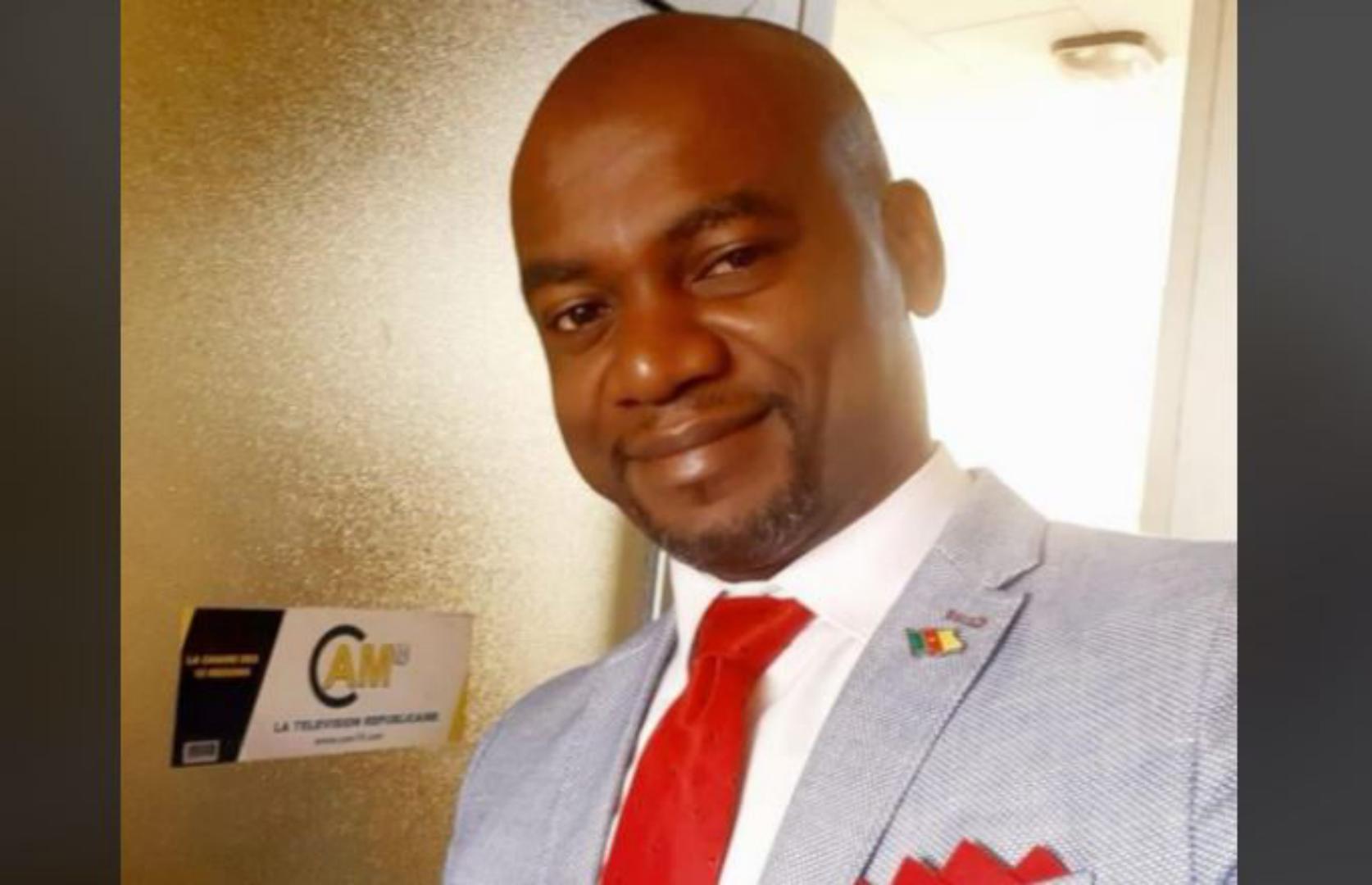 Aimé Moukoko : « Le PDG de CAM 10 TV m'a abordé humblement. C'est la première fois que j'ai un patron qui se déplace et vient vers moi »