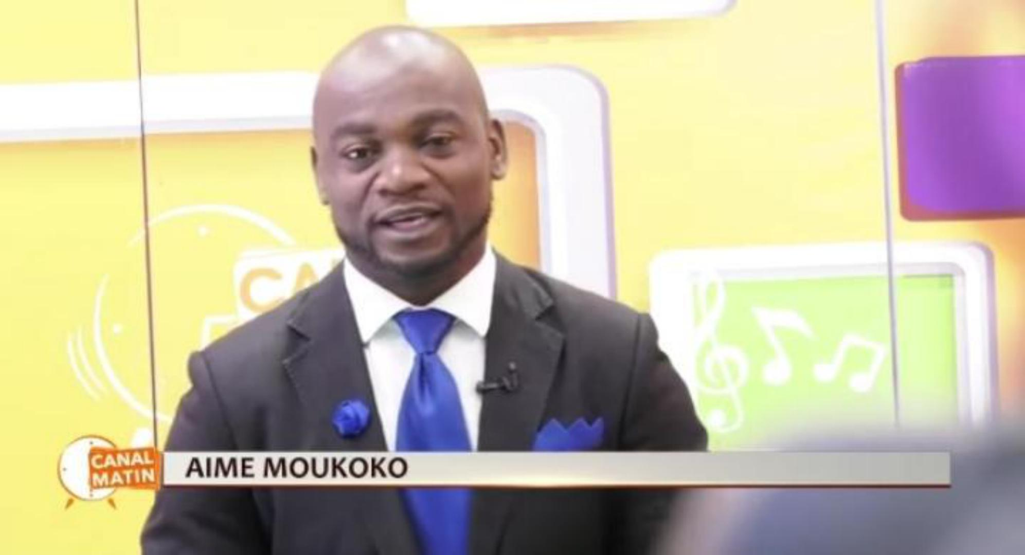 Aimé Moukoko quitte Canal 2 international