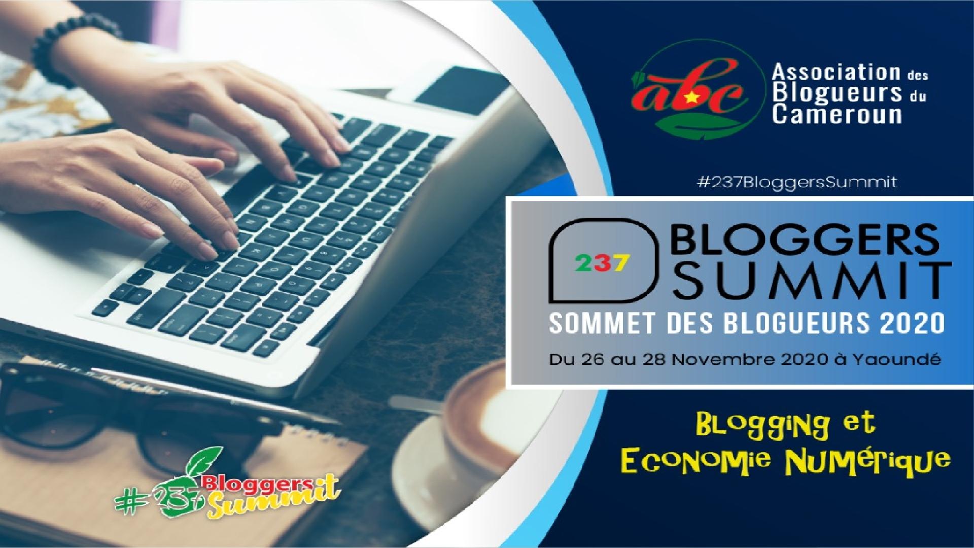 Le 237 blogger Summit s'ouvre ce 26 novembre 2020 à Yaoundé