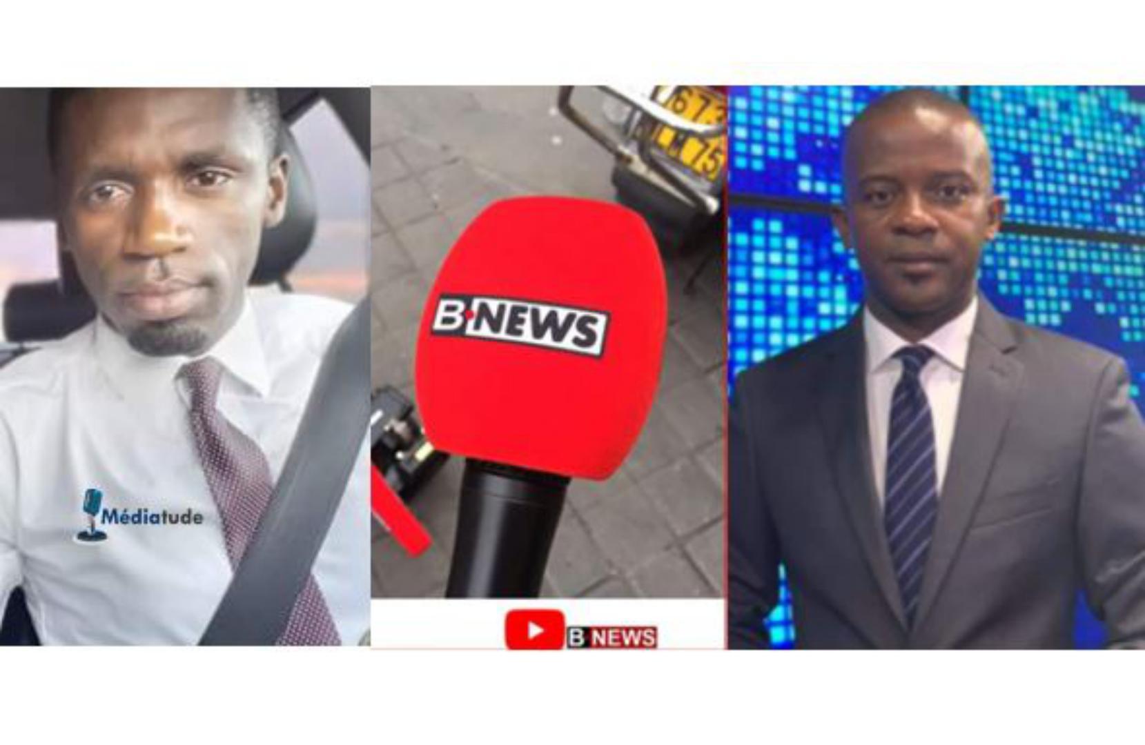 Projet BNews 1 : Bruno Bidjang affirme avoir été plagié