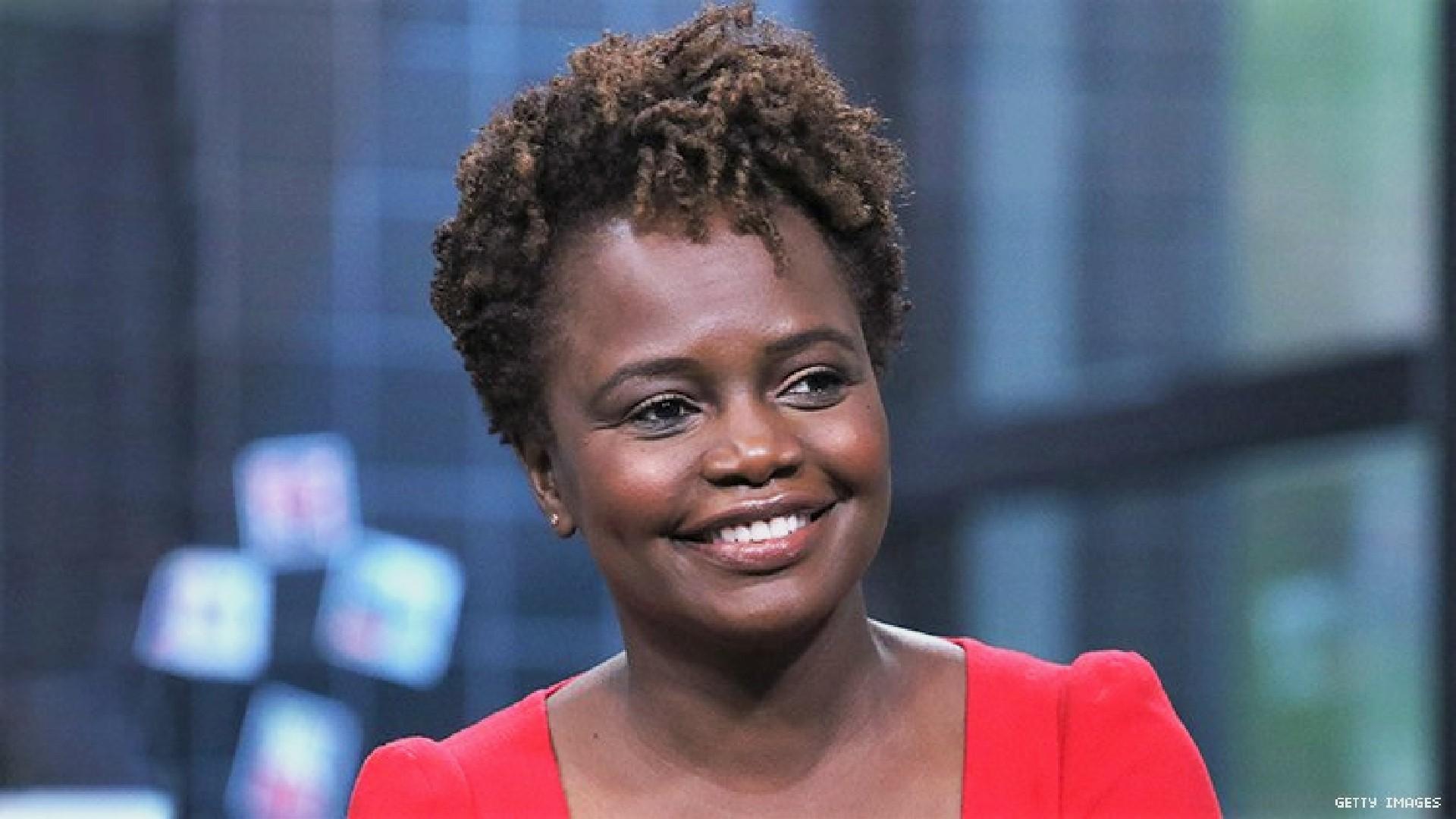 USA : Noire, Francophone… Karine Jean-Pierre, future attachée de presse adjointe de Joe Biden à la Maison Blanche