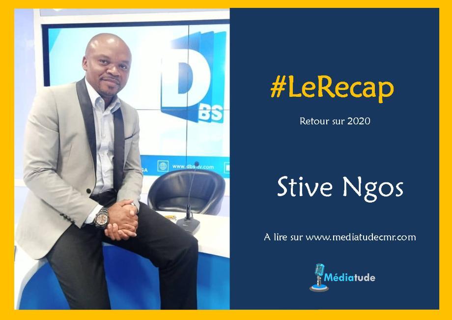 Stive Ngos fait son récap de l'année média 2020