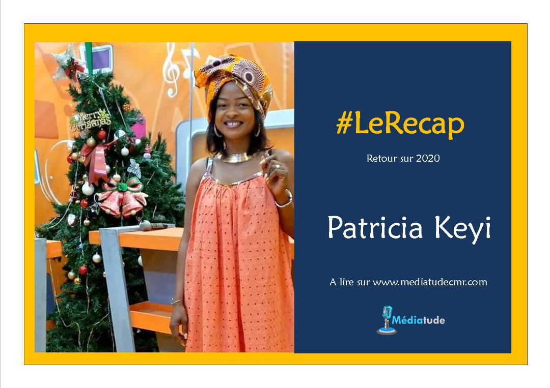 Patricia Keyi fait son récap de l'année média 2020
