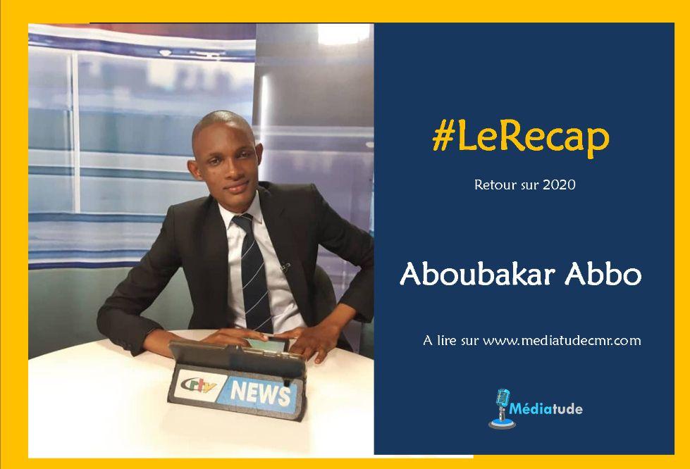 Aboubakar Abbo fait son récap de l'année média 2020