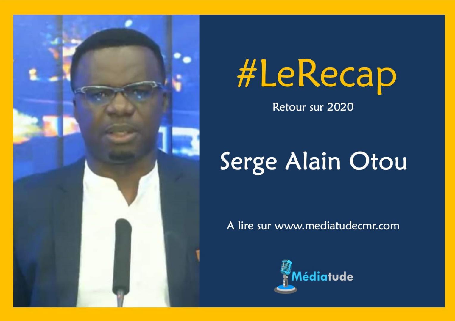 Serge Alain Otou fait son recap de l'année média 2020