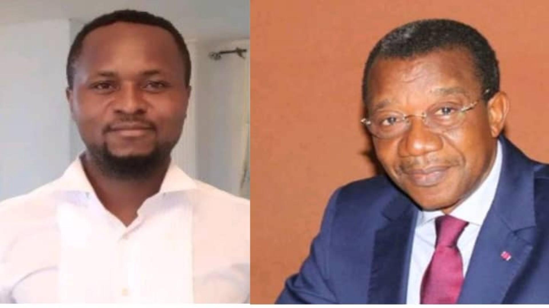Aristide Bounah exige des excuses de Charles Ndongo