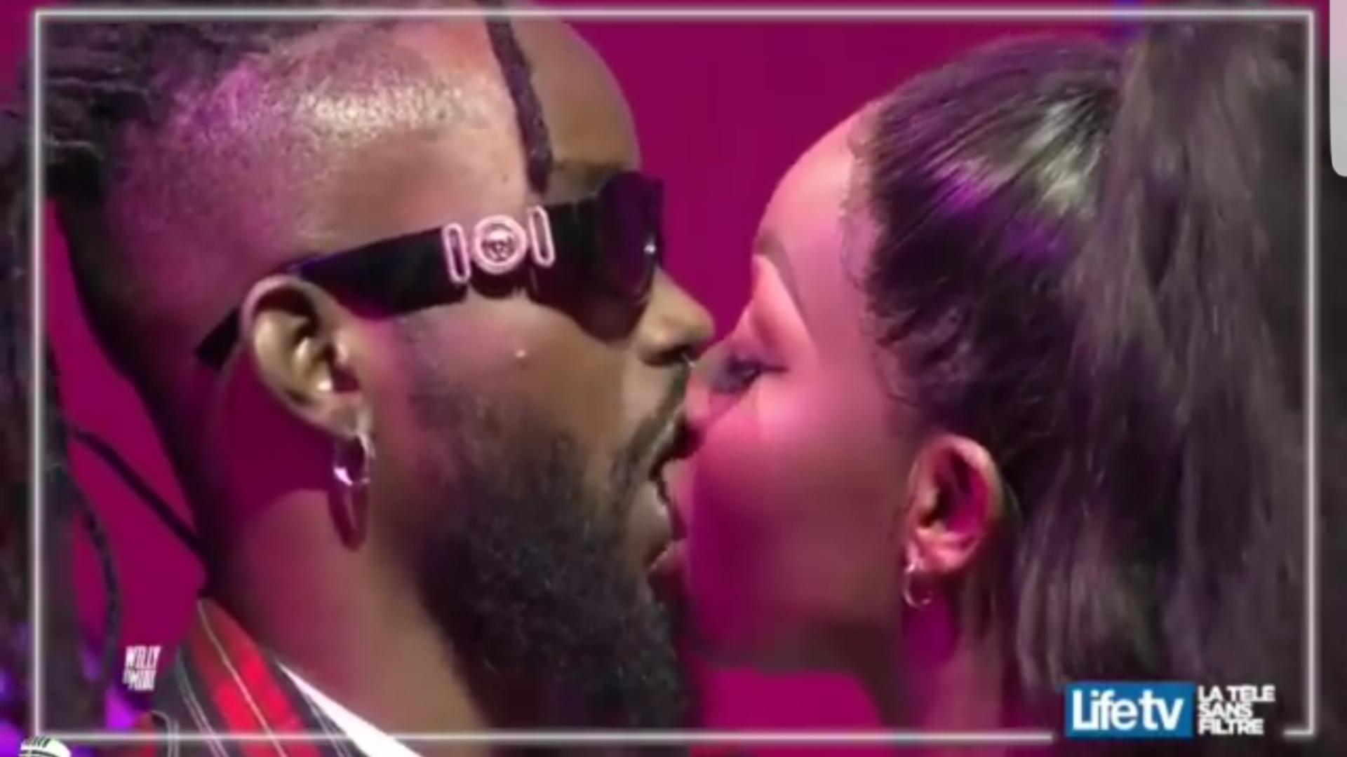 Côte d'Ivoire : Après un baiser en direct, Life TV interpellé par le HACA