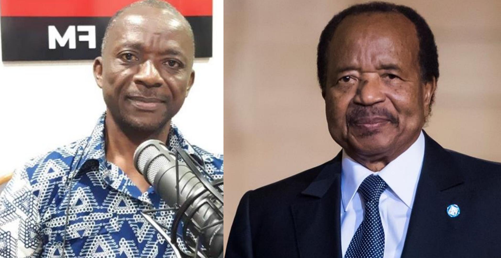 Paul Biya nomme Denis Nkwebo