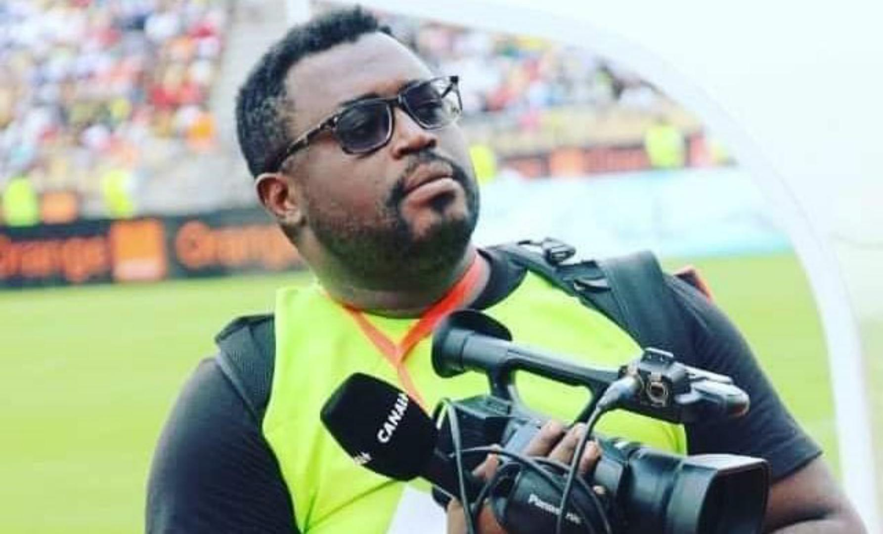 Arafat Ekounga représente le Cameroun au AIPS Sport Media Awards 2021