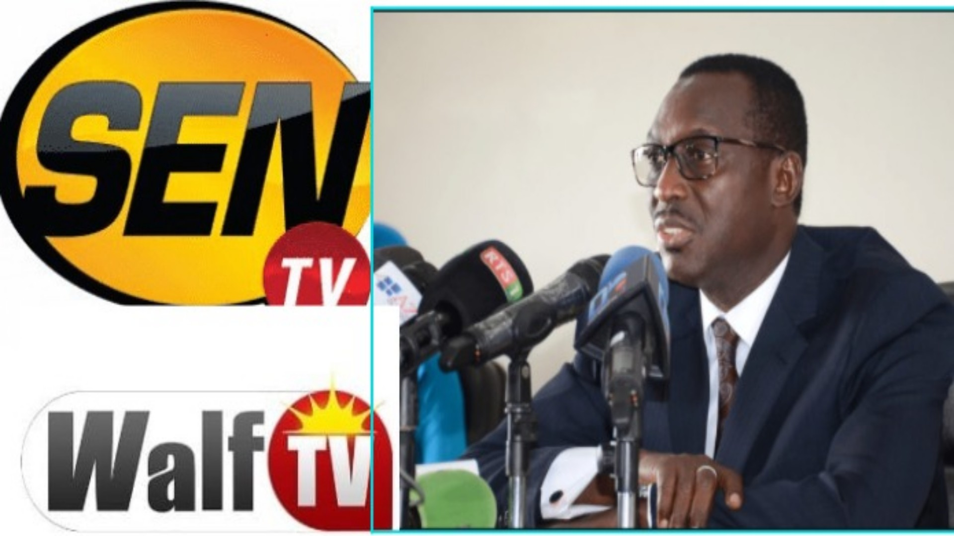 Deux médias suspendus au Sénégal en pleine crise sociale