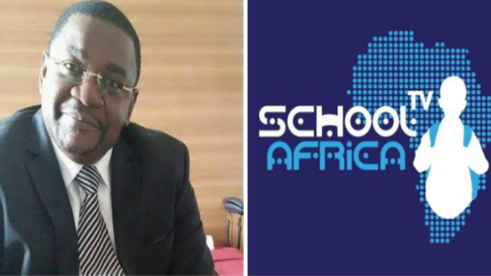 Décès de Paul Éric Kingue 1 an après la création de sa chaîne de télévision »School Tv Africa»