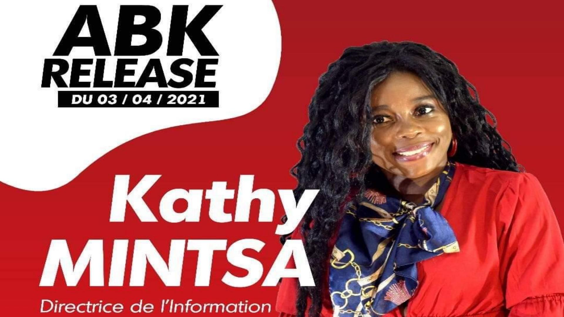 Kathy Mintsa nommée directrice de l'information d'ABK Radio