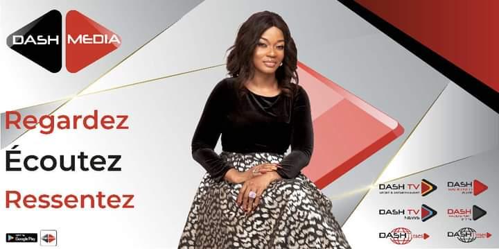 Après STV, Audrey Njoya est de retour à la télé sur Dash Média