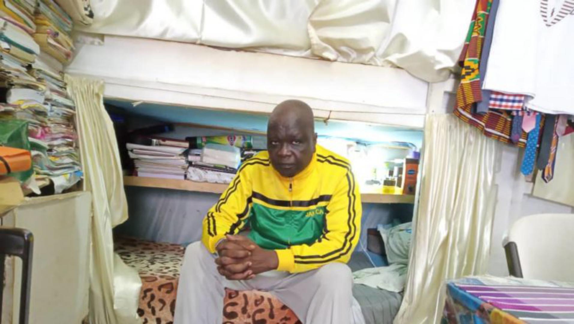 La cellule d'Amadou Vamouké perquisitionnée, ses téléphones et autres documents personnels emportés