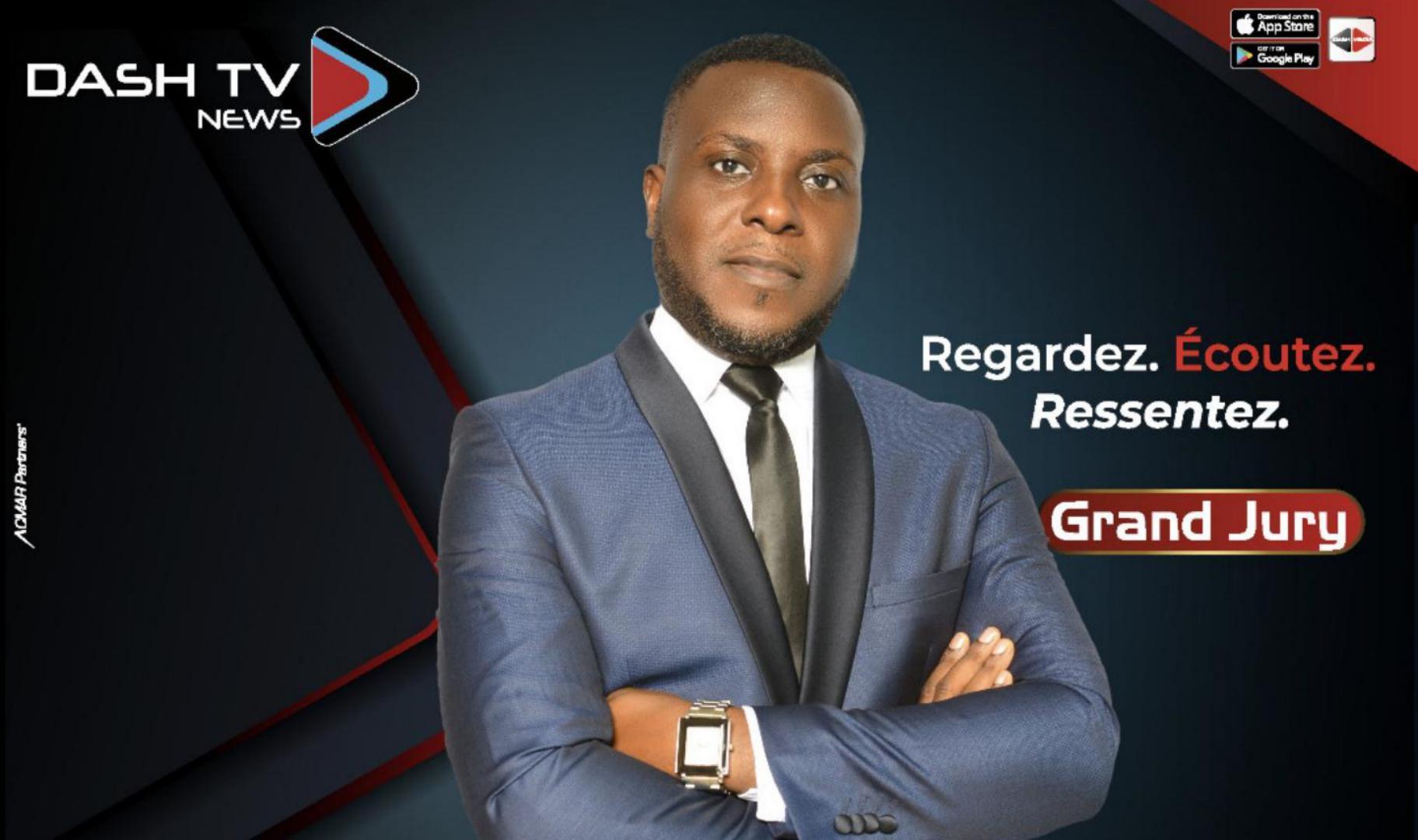 Polycarpe Essomba désormais directeur de l'information au groupe Dash Média
