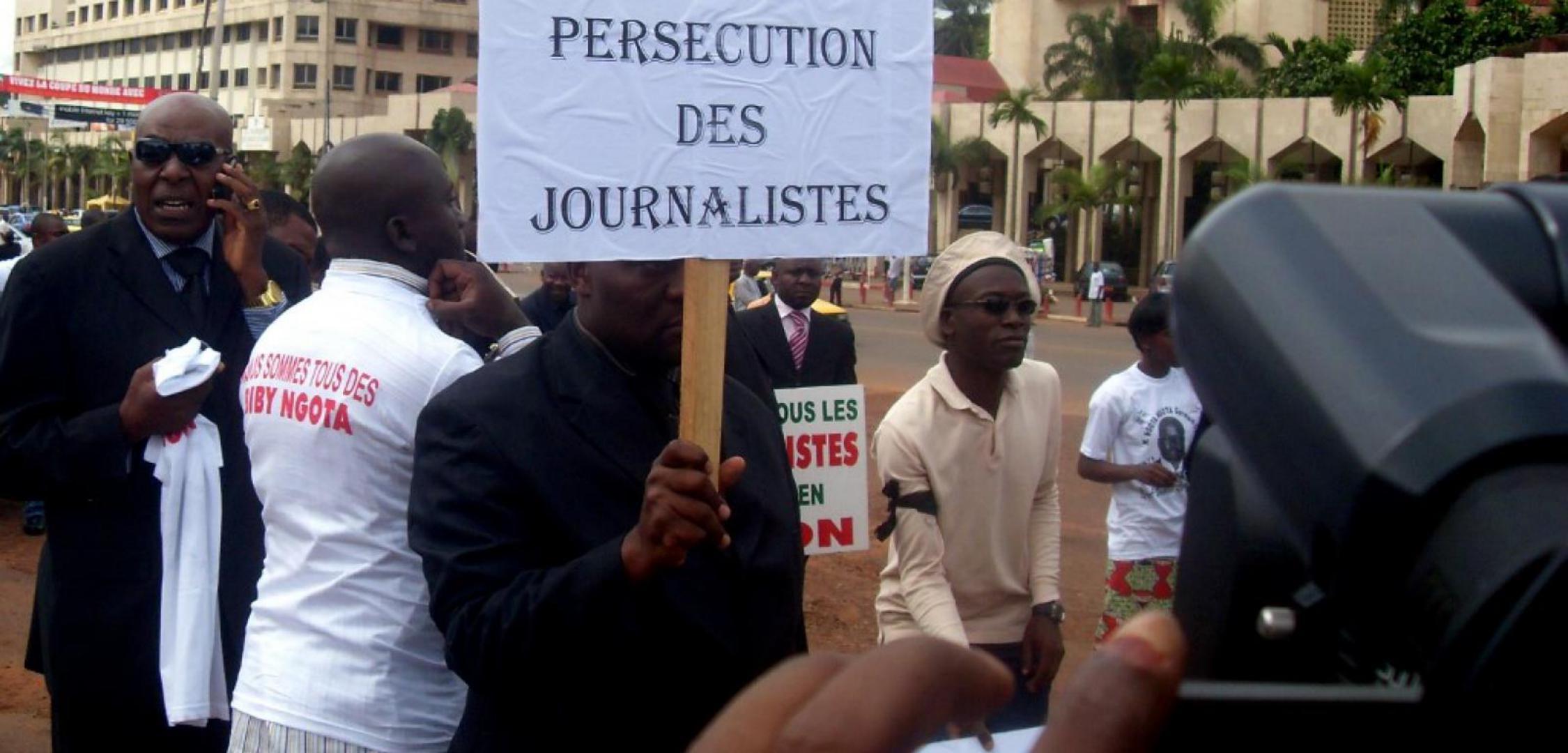 Liberté de la presse : Le Cameroun perd une place dans le classement 2021 de Reporters Sans Frontières
