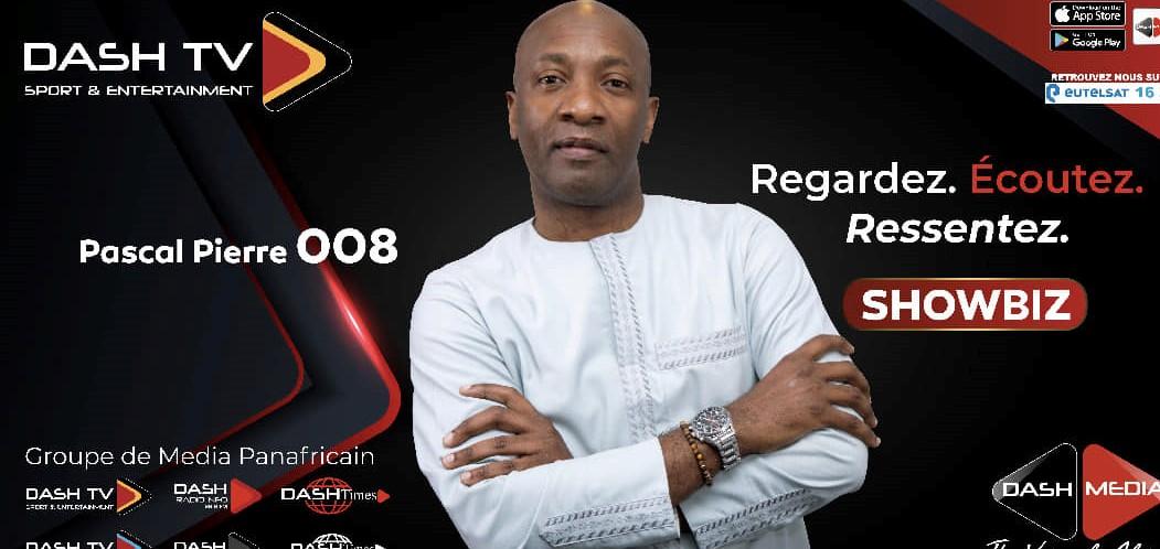 Pascal Pierre parle de son arrivée sur DASH TV : « nous allons être au-dessus de ce qui se passe en Côte d'Ivoire »