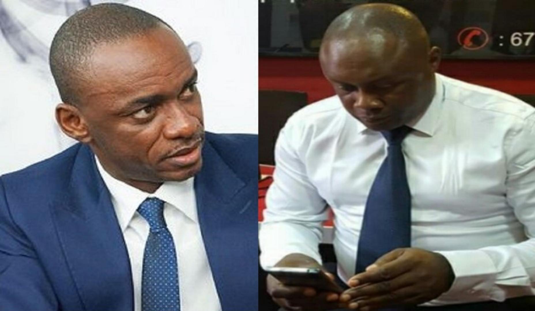 Vers un retour au calme entre le journaliste Sismondi Barlev et l'honorable Cabral Libii ?